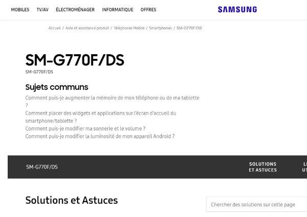 Samsung Galaxy S10 Lite pode
