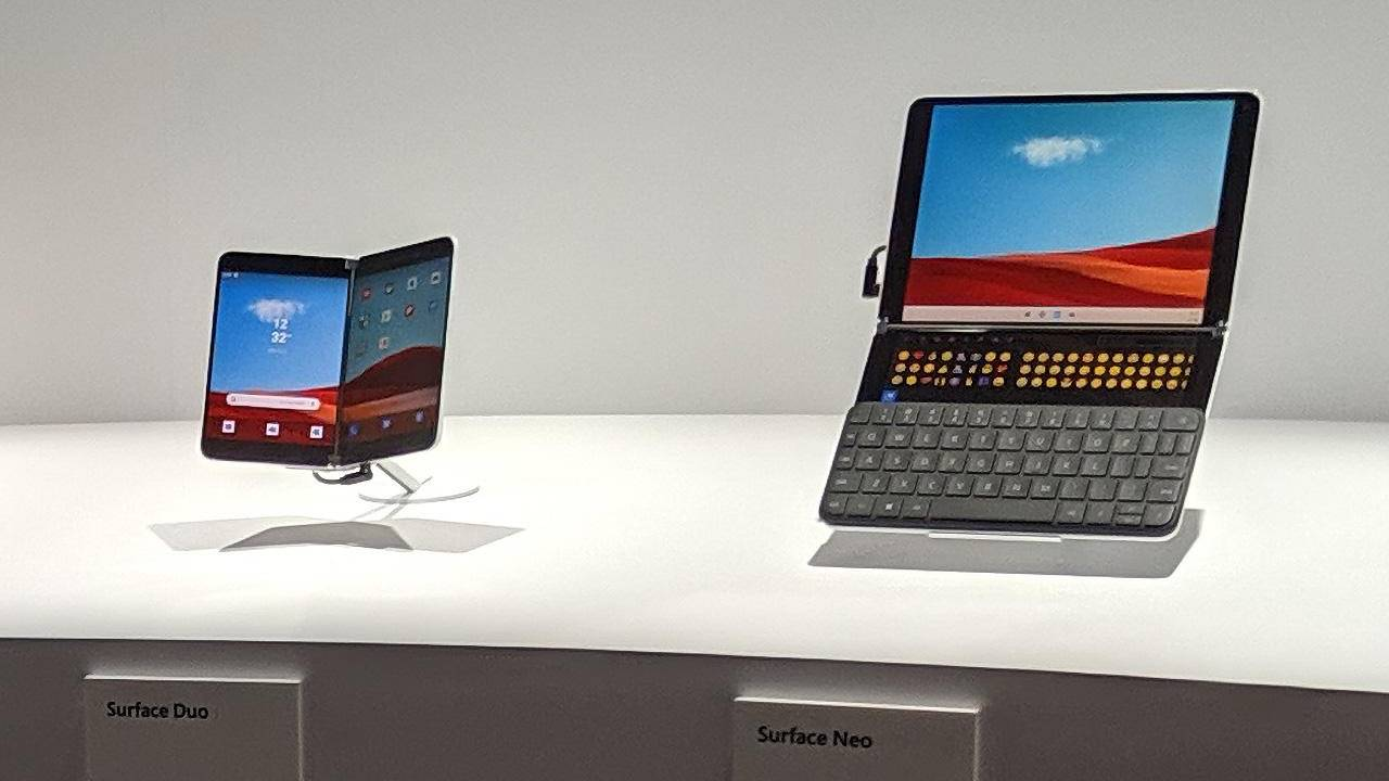 Microsoft has postponed the Surface Neo to 2021 (or 2022)!
