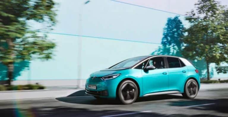 VW eletrónica