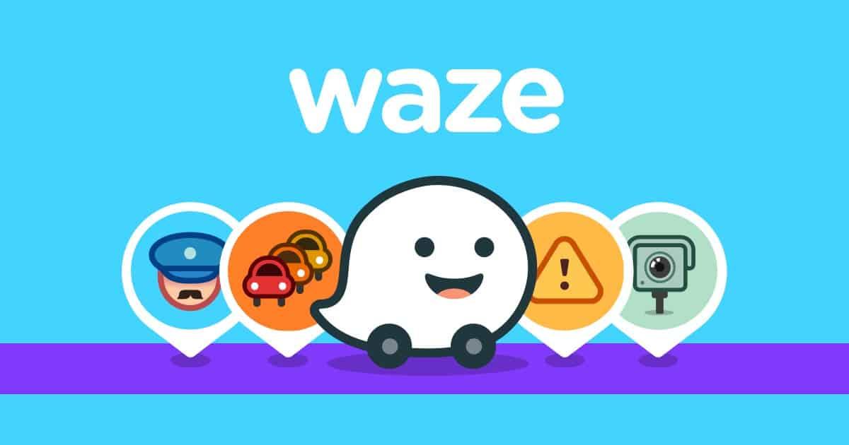 o Waze