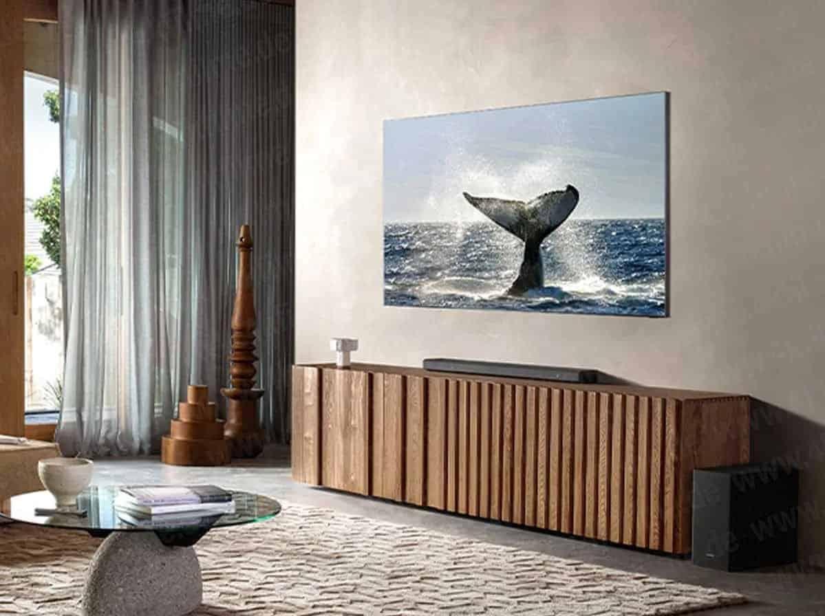 Samsung 2020 8K QLED