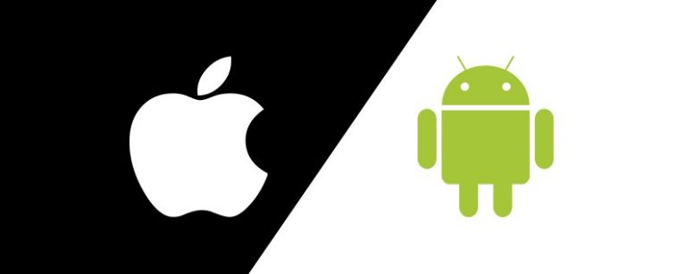 Android, iOS, Android iOS diferenças