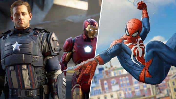 Marvel Avengers lançamento