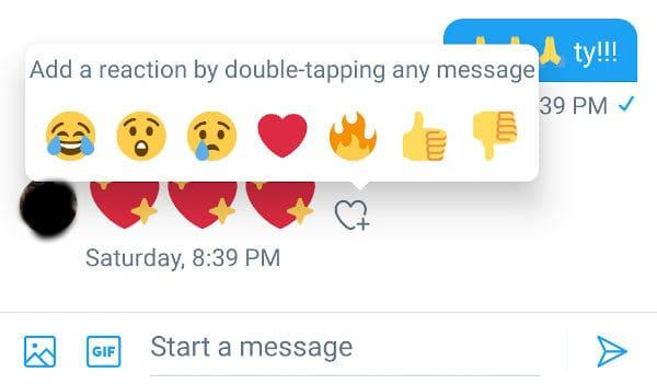 """emoji react"""