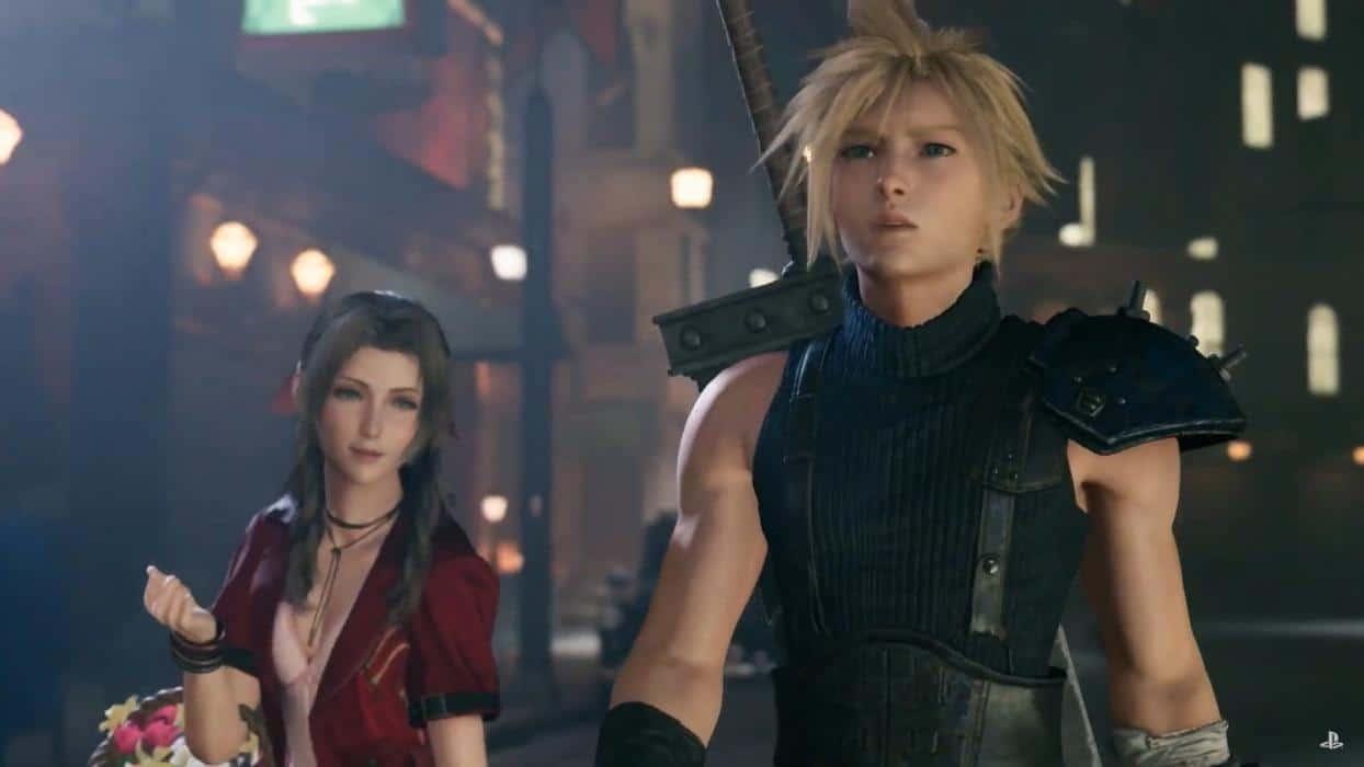 Demo de Final Fantasy VII