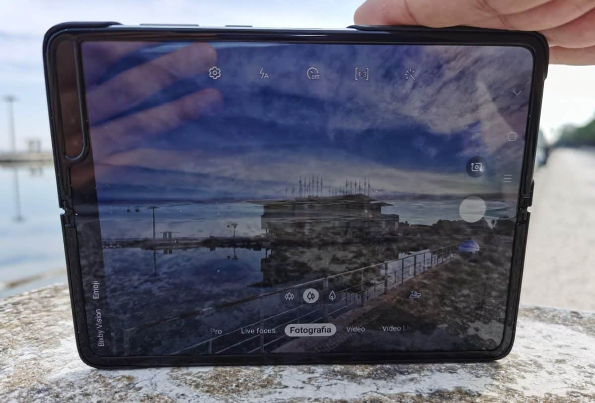 Análise Samsung Galaxy Fold