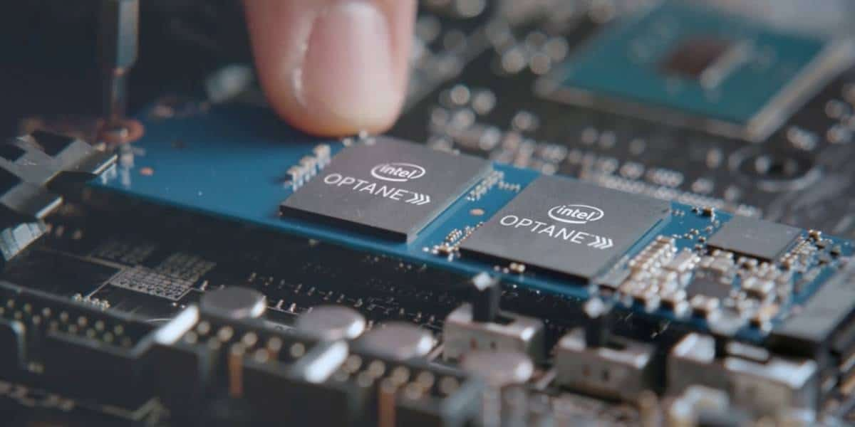 Intel, SSD, Optane