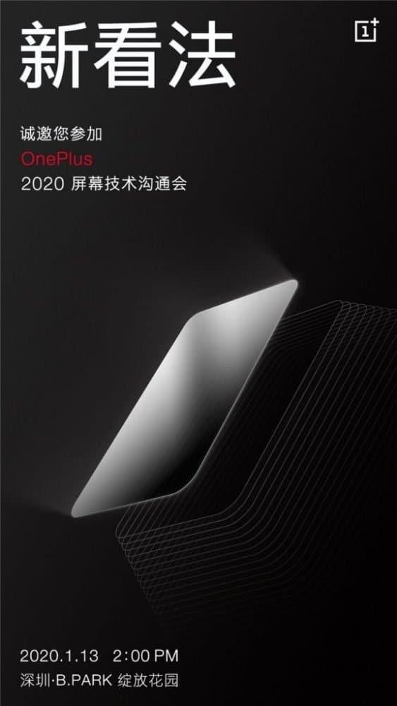 OnePlus prometeu