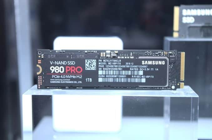 SSD, Samsung