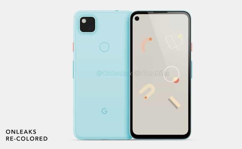 Pixel 4a: