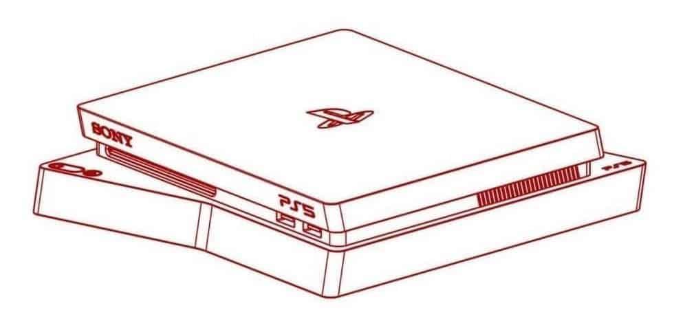 produção da PS5