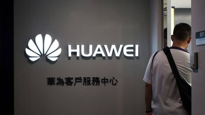 Huawei Reino Unido