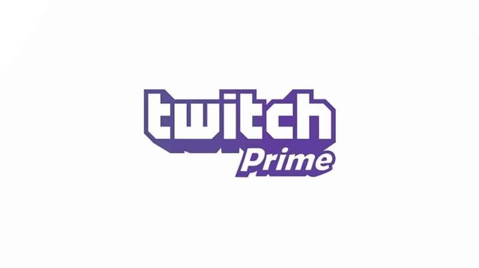 Twitch Prime Janeiro