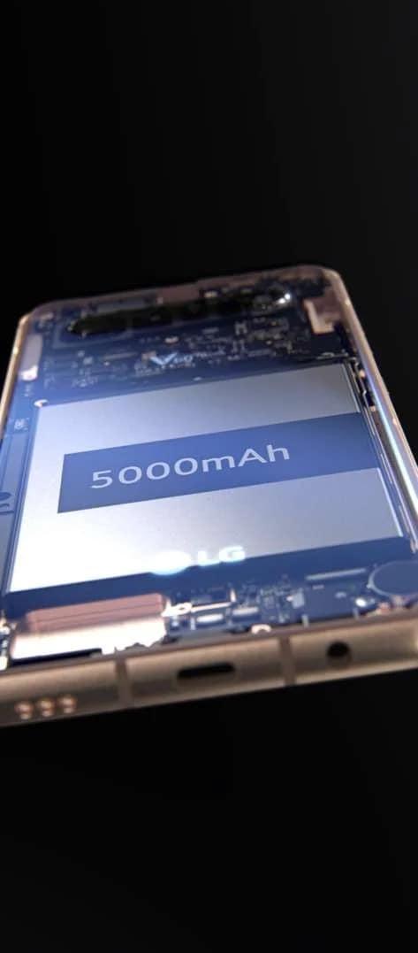 LG V60 ThinQ: