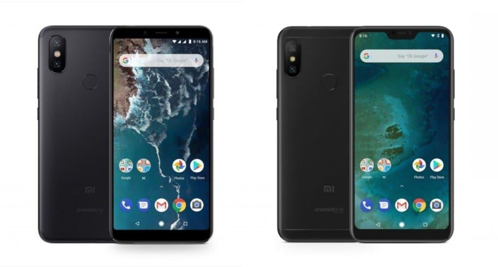 Xiaomi smartphones 4G
