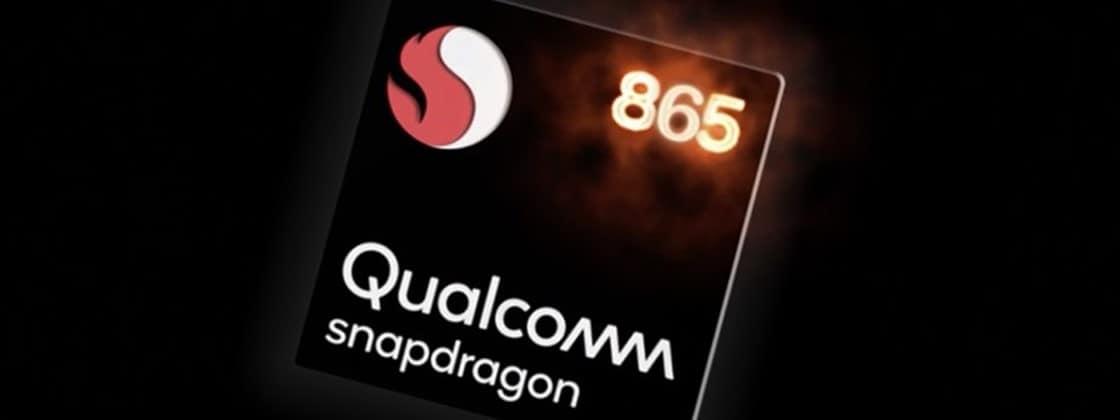 Smartphones Snapdragon 865