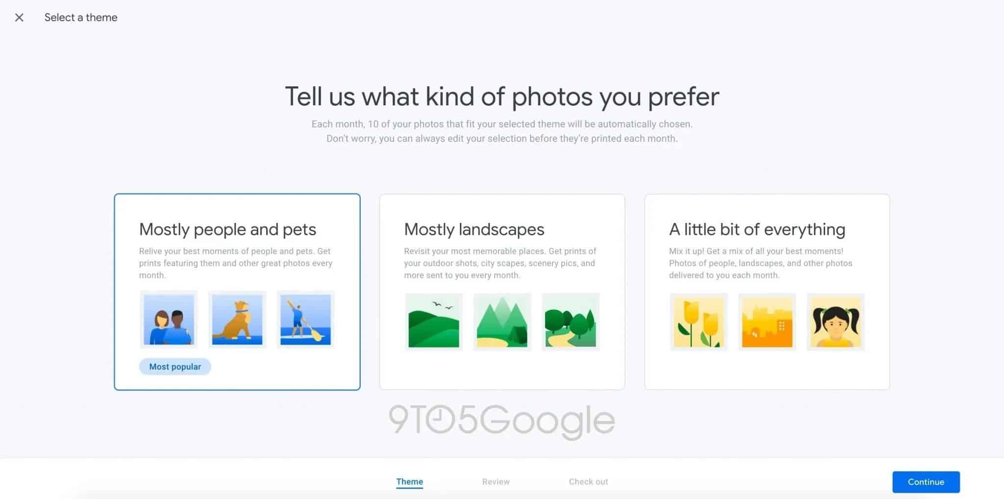 Google Fotos recebe update