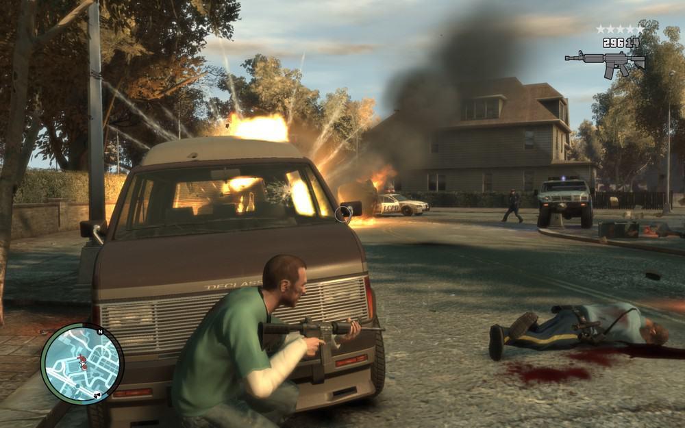 GTA IV na Steam