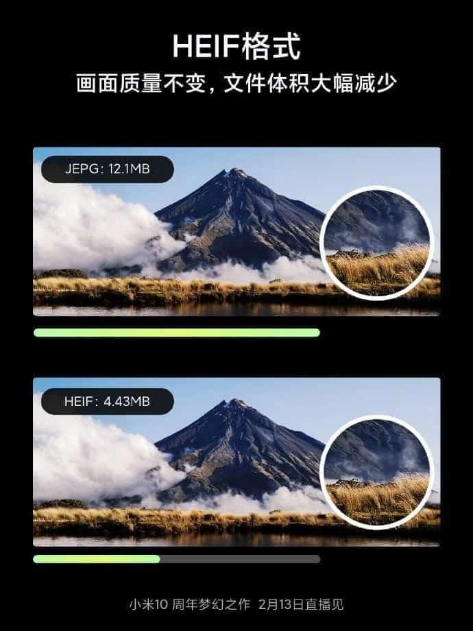 Xiaomi Mi 10 tem