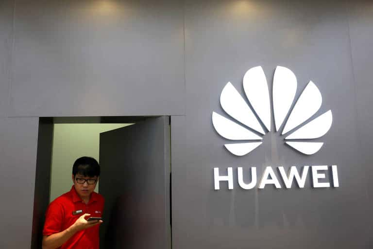 Huawei faz a Google