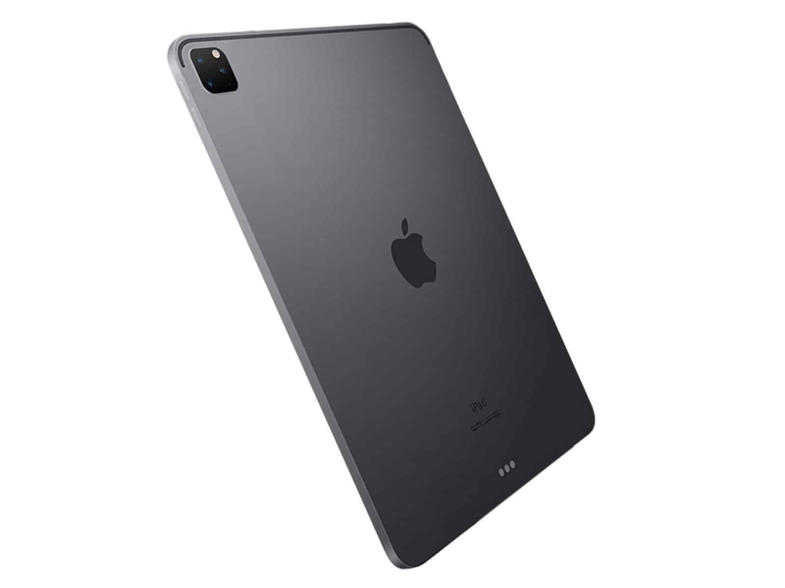 novo iPad Pro câmeras