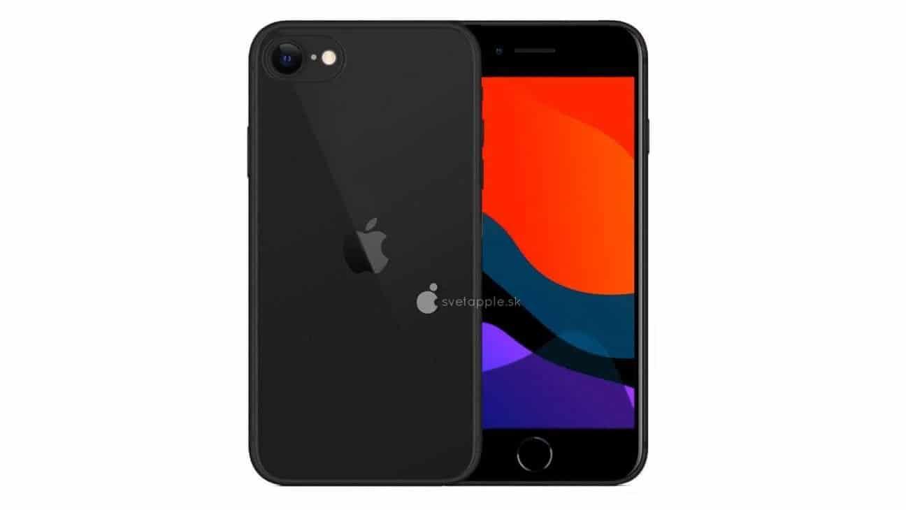 iPhone 9 escapa