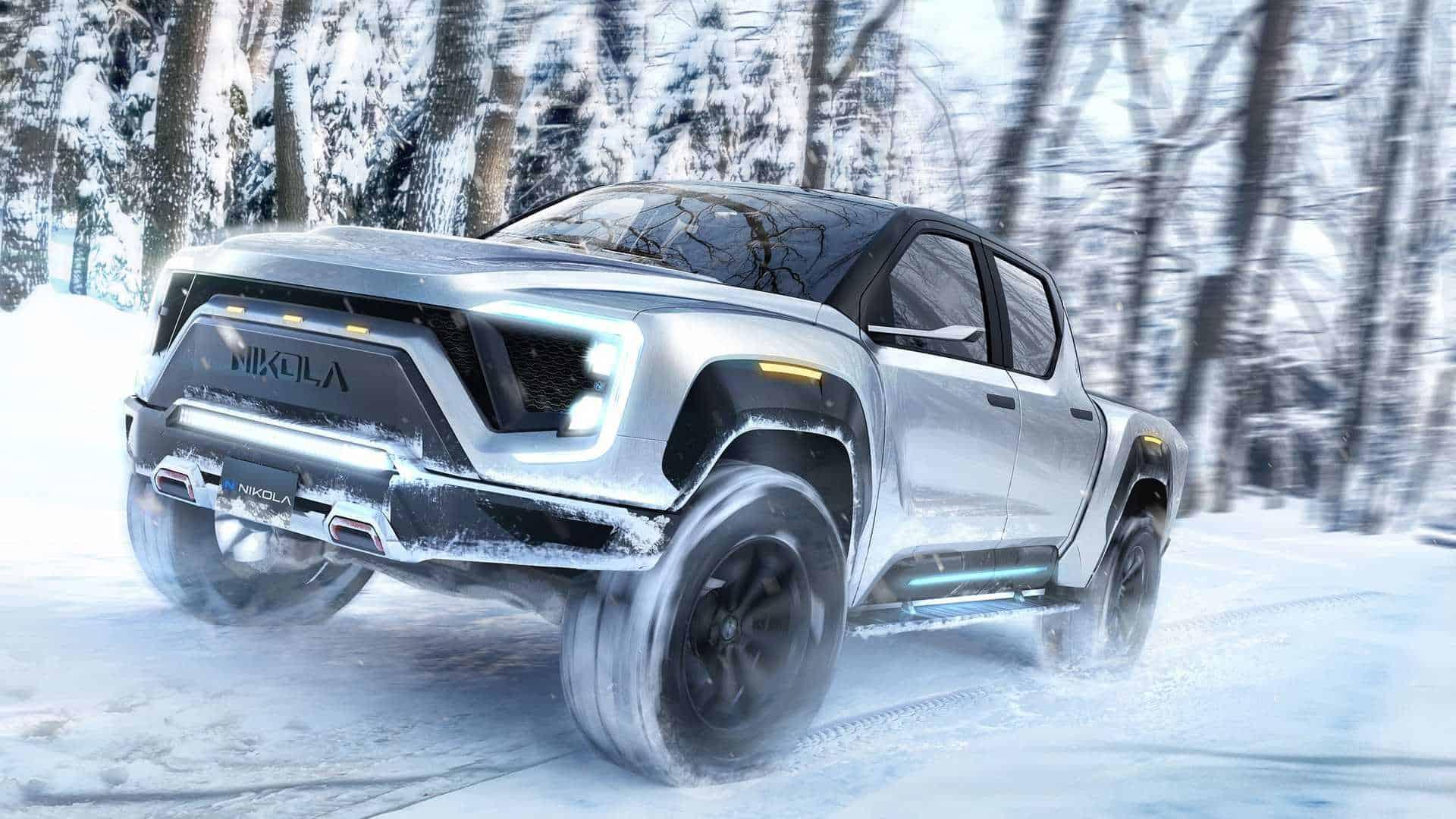 nikola-badger-electric-pickup-truck