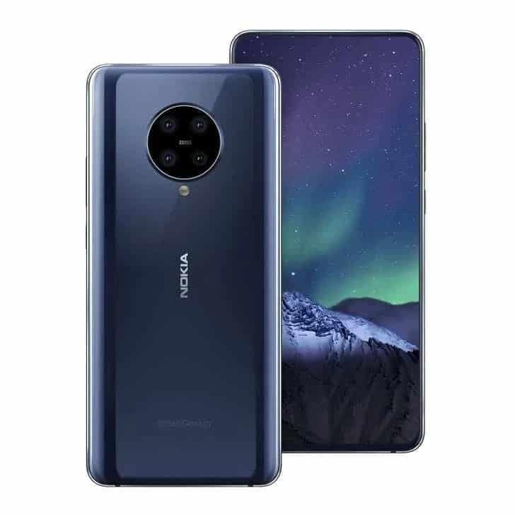 Nokia 9.3 PureView vai passar a perna a todos os smartphones - Leak