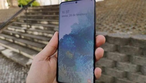 Samsung Galaxy S20 Ultra consegue o impensável no DxOMark