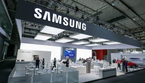 Samsung fez um 'leak' acidental de um ecrã infinito!? Será o Note 20?