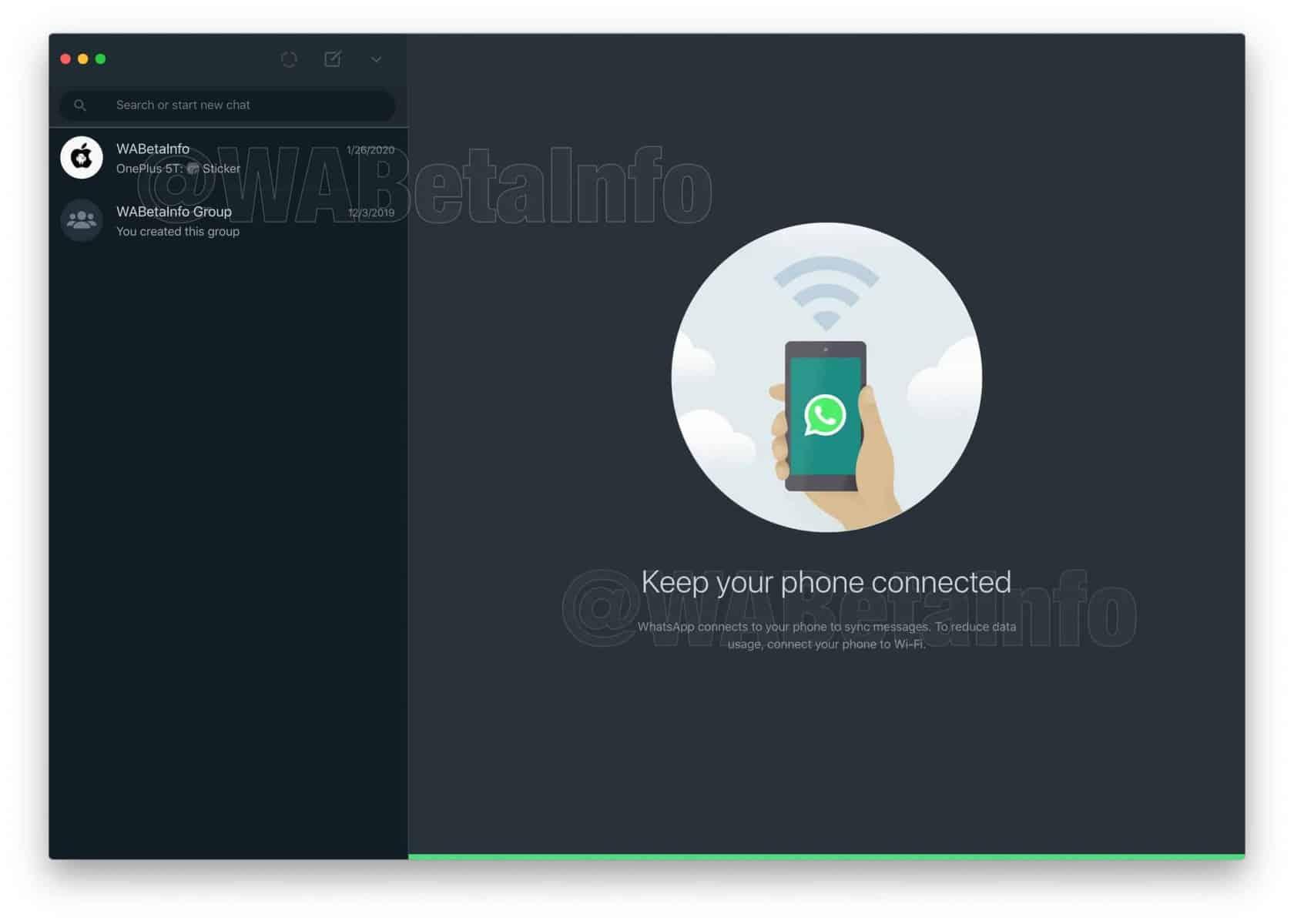 WhatsApp para Android e
