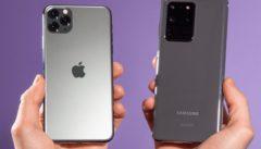 iPhone 11 Pro vs Galaxy S20 Ultra: Rivais ou 2 mundos diferentes?
