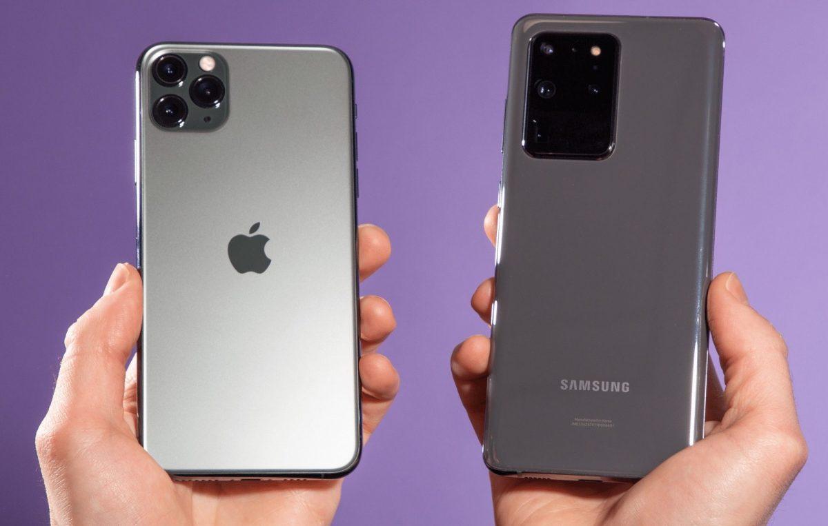 iPhone, S20