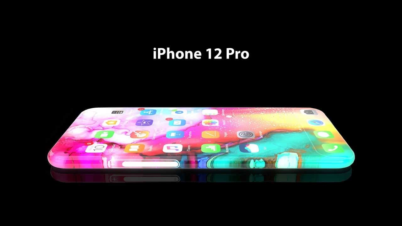 IPhone 12 Pro Scanner