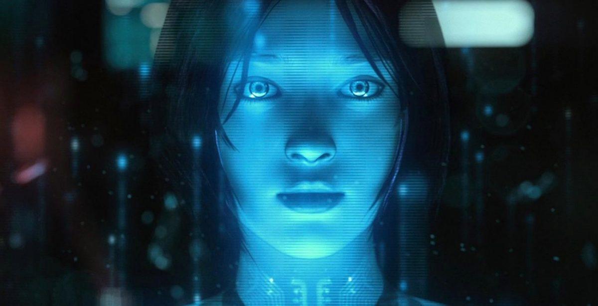 Cortana assistente