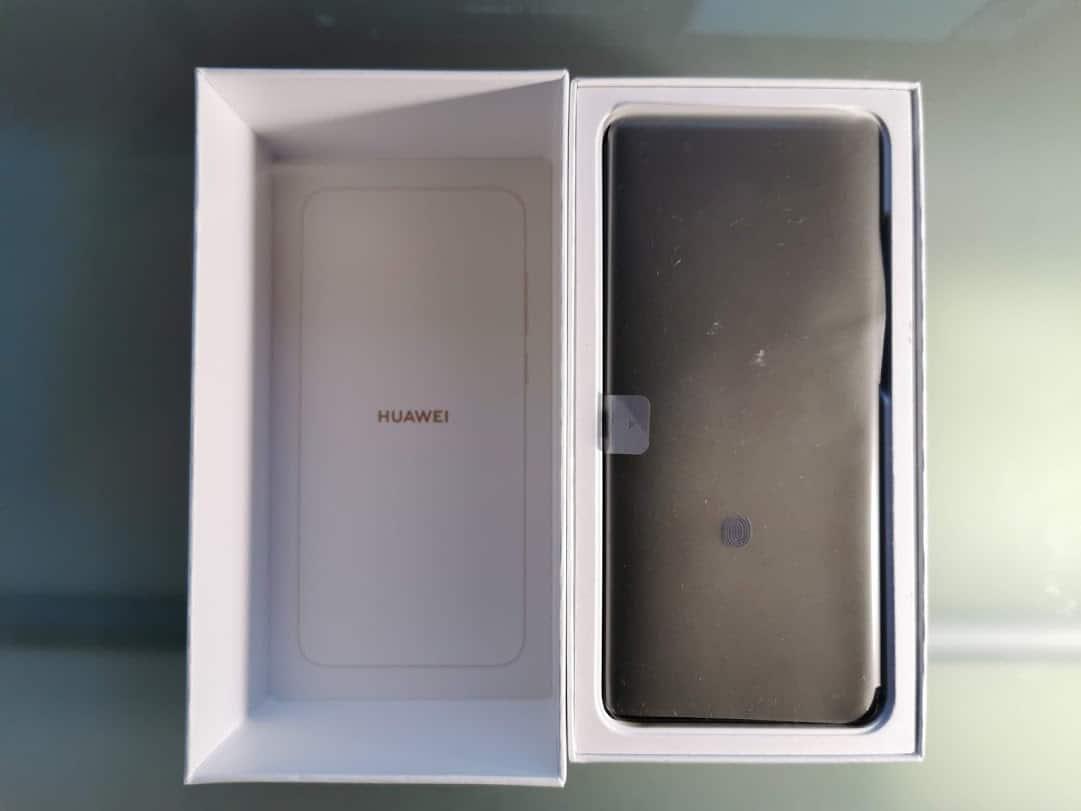 Unboxing ao Huawei P40 Pro