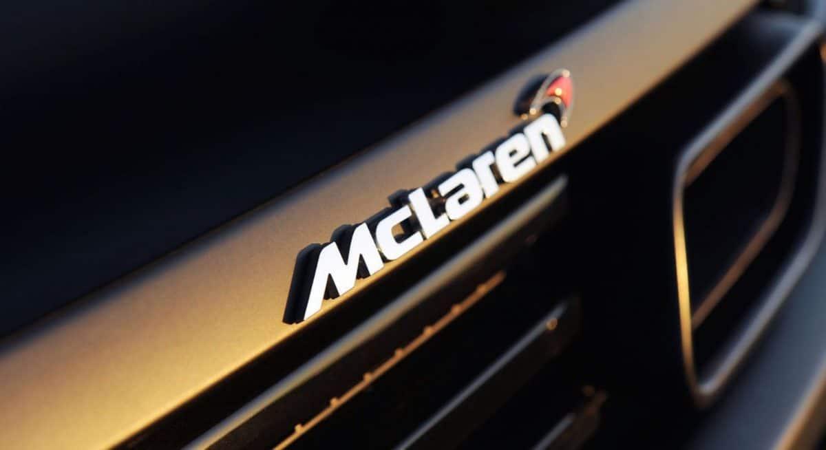 Mclaren Long Tail