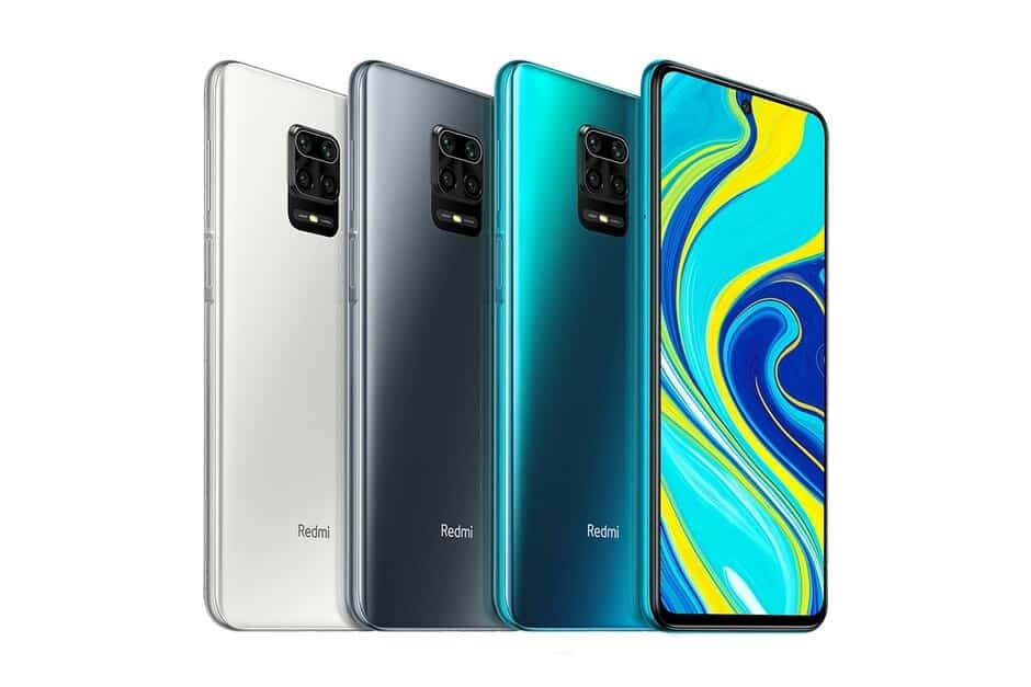 (Promotion) Xiaomi Redmi Note 9S with 4 cameras for 191 €!