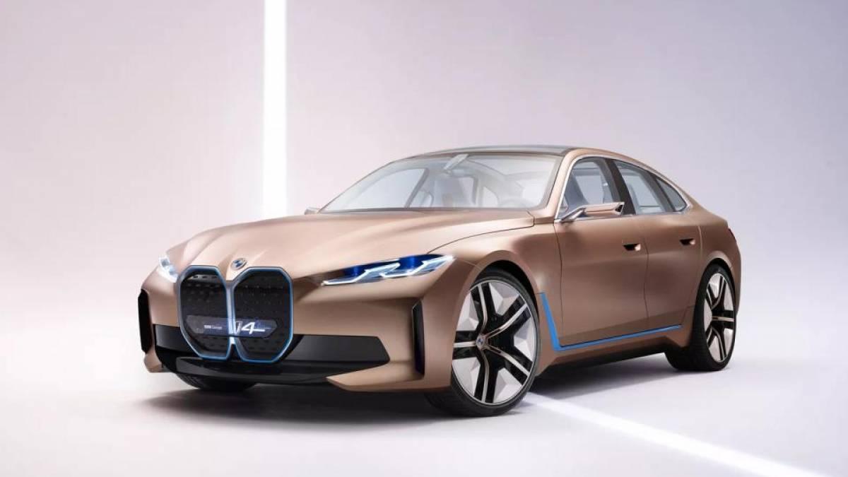 A BMW quer