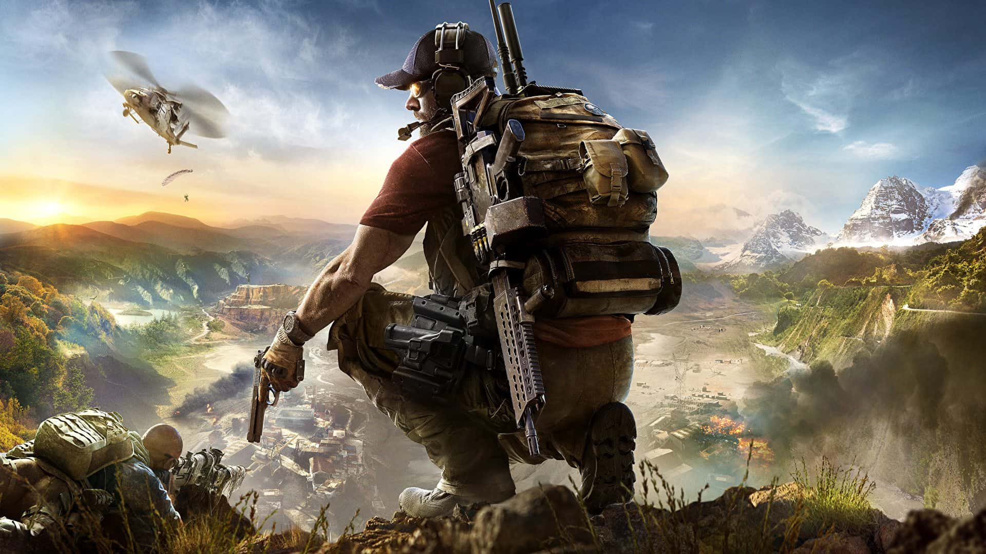 Ghost Recon Friend Pass
