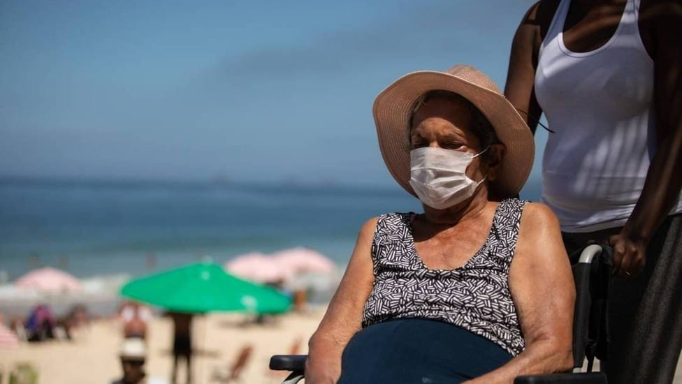 vírus altas temperaturas