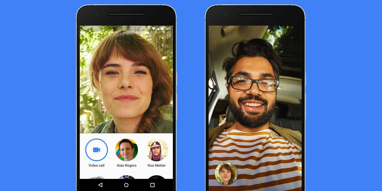 google duo vídeo-chamadas