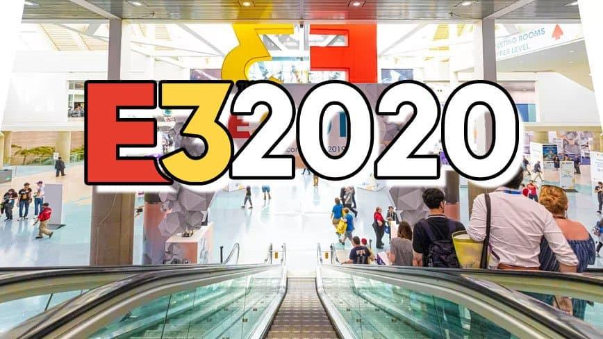 E3 2020 cancelada