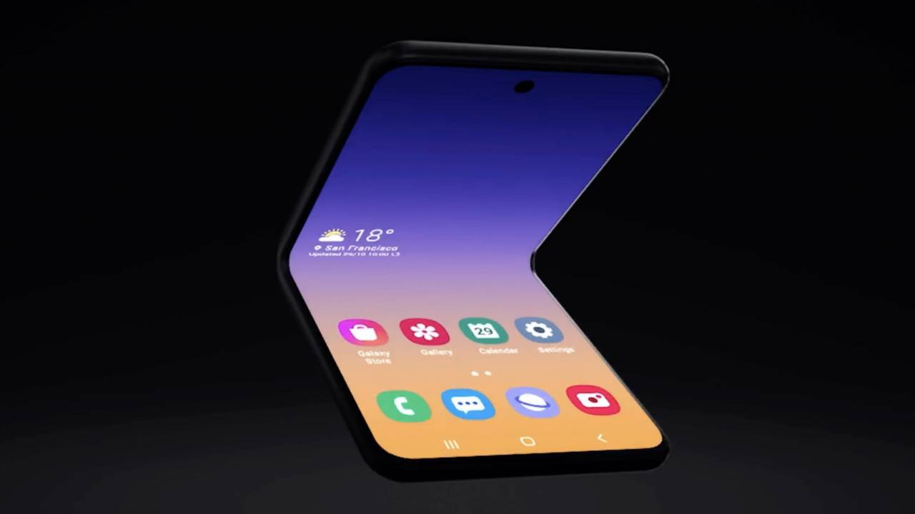 Samsung bet on folding while Apple was watching! Why?