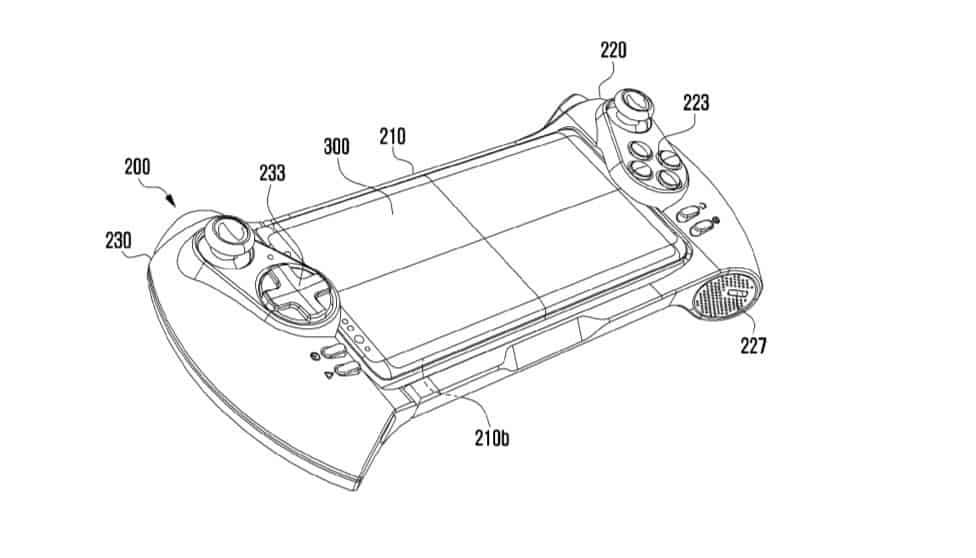 gamepad para smartphones Galaxy