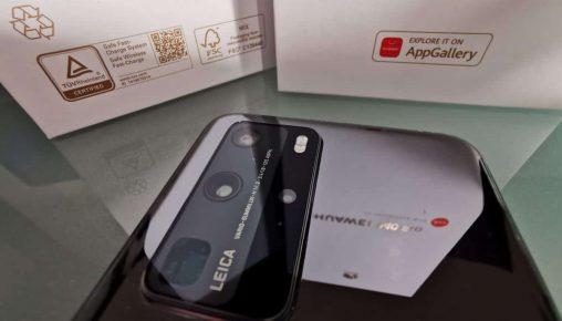 Queda nas receitas? Está na hora da vingança da Huawei!