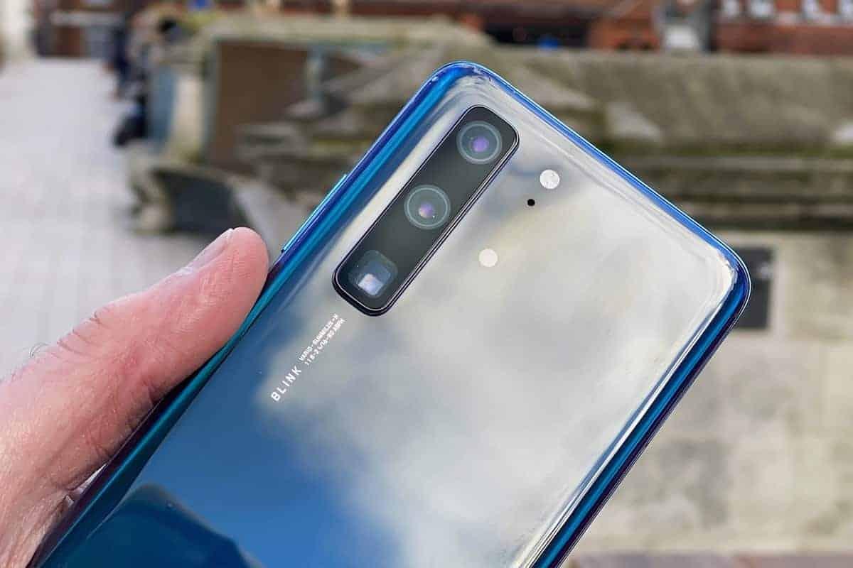 Preço do Huawei P40