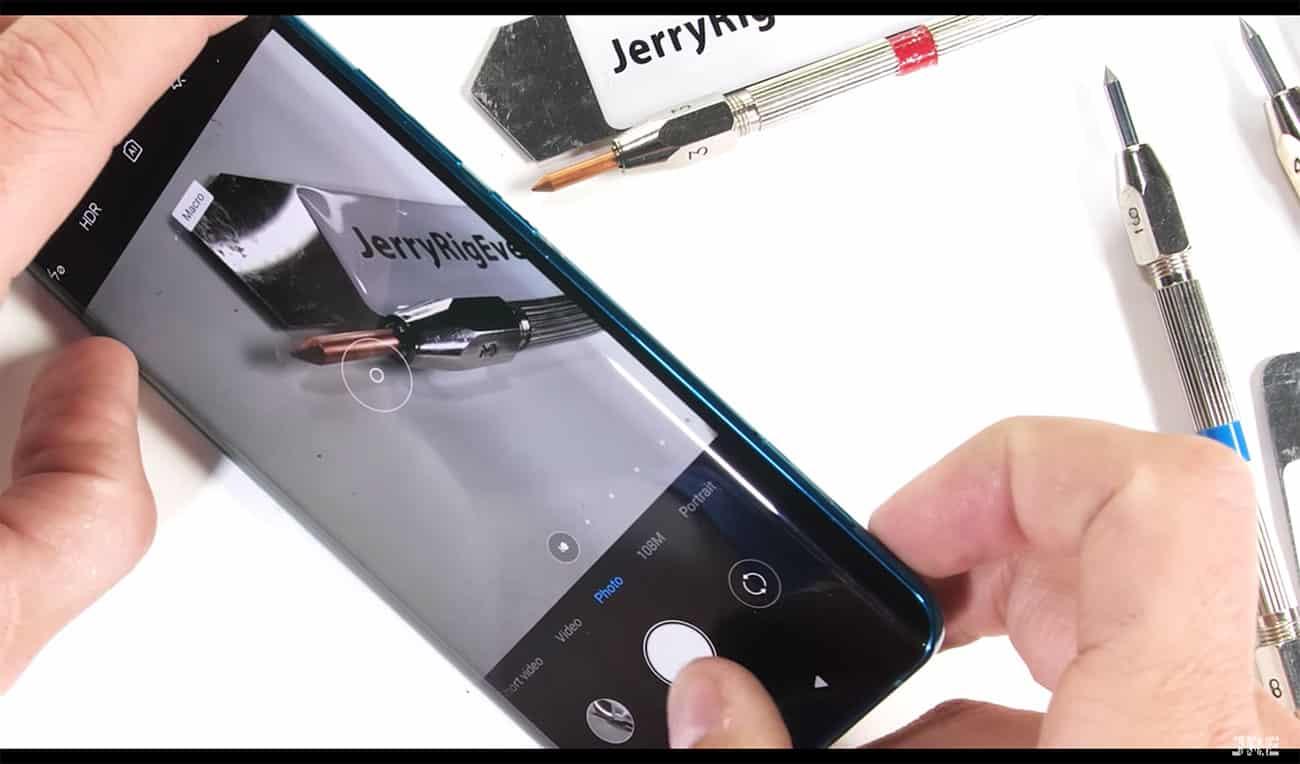 Xiaomi Mi Note 10 é