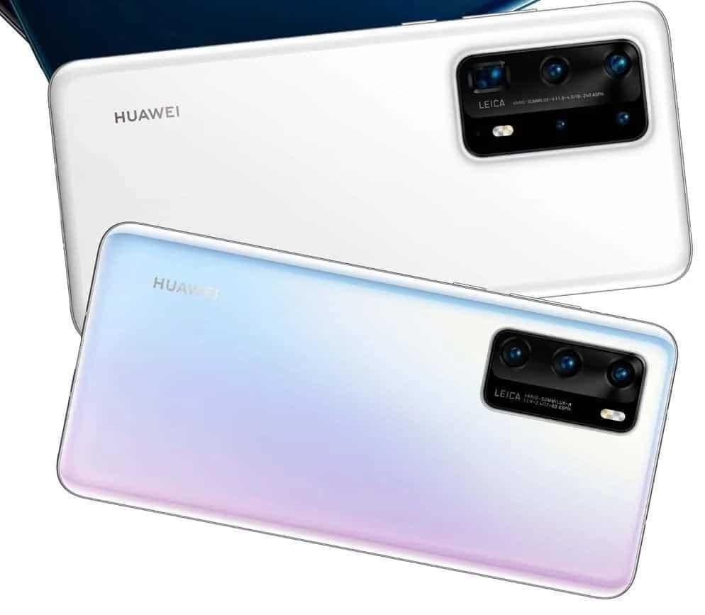acerca do Huawei P40 Pro!