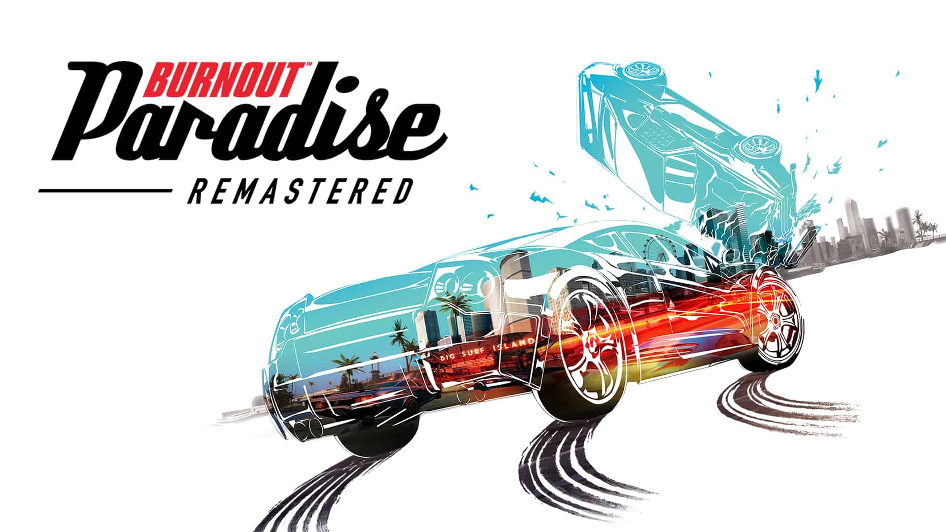 Do you have a Switch at home? Burnout Paradise Remastered is coming!